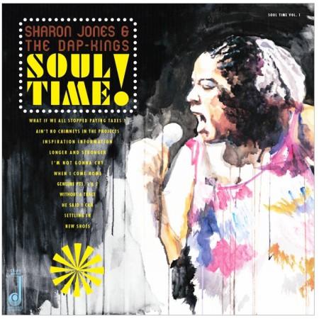 Sharon Jones, The Dap Kings: Soul Time - Plak