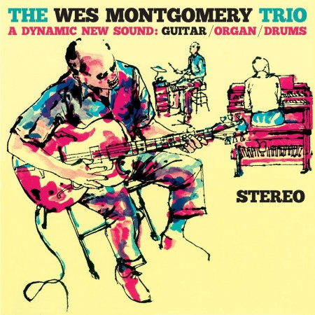 Wes Montgomery: Dynamic New Sound - Plak