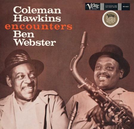 Coleman Hawkins, Ben Webster: Coleman Hawkins Encounters Ben Webster - CD