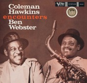 Coleman Hawkins, Ben Webster: Coleman Hawkins Encounters Ben Webster - CD