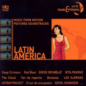 Çeşitli Sanatçılar: Music From Motion Pictures Soundtracks: Latin America - CD