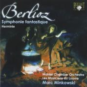 Aurelia Legay, Les Musiciens du Louvre, Mahler Chamber Orchestra, Marc Minkowski: Berlioz: Symphonie Fantastique - CD