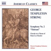 Strong: Symphony No. 2, 'sintram' / Chorale - CD