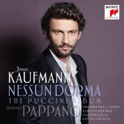 Jonas Kaufmann: The Puccini Album - Plak