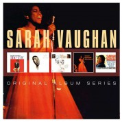 Sarah Vaughan: Original Album Series - CD