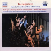 Savery: Teenagerlove (1963) - CD
