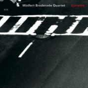 Wolfert Brederode Quartet: Currents - CD