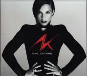 Alicia Keys: Girl On Fire - CD