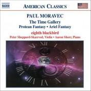 Moravec: Time Gallery (The) / Protean Fantasy / Ariel Fantasy - CD