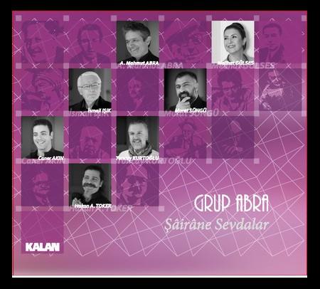 Grup Abra: Şairâne Sevdalar - CD