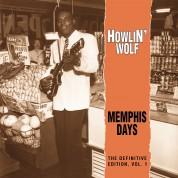 Howlin' Wolf: Memphis Days Vol.1 - Plak