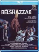 Akadémie für Alte Musik Berlin, RIAS Kammerchor, René Jacobs: Handel: Belshazzar - BluRay