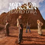 Måneskin: Teatro D'Ira: Vol I (Orange Vinyl) - Plak