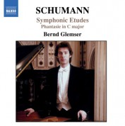 Schumann, R.: Symphonic Etudes, Op. 13 / Fantasie in C Major, Op. 17 - CD