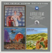 Little Feat: Triple Album Collection - CD