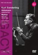 Carolyn Watkinson, John Mitchinson, BBC Philharmonic Orchestra, Kurt Sanderling: Schumann/ Mahler: Sym. No.4/ Das Lied Von Der Erde - DVD