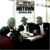 Boyz II Men: Motown - Hitsville Usa - CD