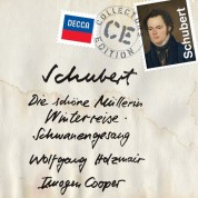 Imogen Cooper, Wolfgang Holzmair: Schubert: Die Schöne Müllerin; Winterreise; Schwanengesang - CD