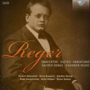 Çeşitli Sanatçılar: Reger Collection - CD