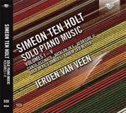 Jeroen van Veen: Ten Holt: Solo Piano Music Vol. 1-5 - CD