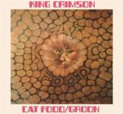 King Crimson: Cat Food (EP - 50th Anniversary Edition) - Plak