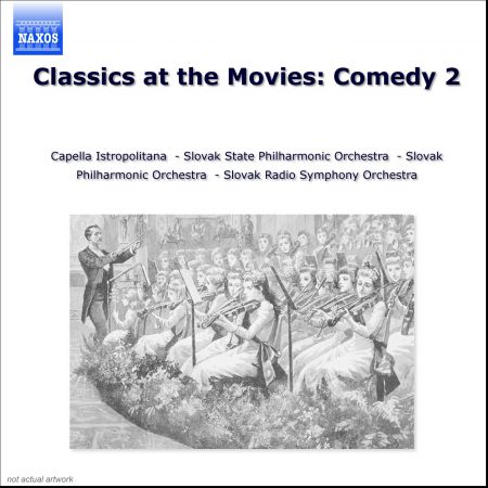 Classics at the Movies: Comedy 2 - CD