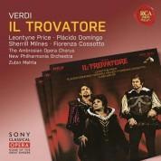 Leontyne Price, Plácido Domingo, Zubin Mehta, New Philharmonia Orchestra, Ambrosian Opera Chorus: Verdi: Il Trovatore - CD