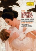 Christa Ludwig, Herbert von Karajan, Michel Sénéchal, Mirella Freni, Plácido Domingo, Robert Kerns, Wiener Philharmoniker: Puccini: Madame Butterfly - DVD