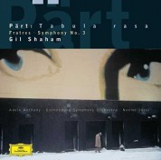 Adele Anthony, Gil Shaham, Gothenburg Symphony Orchestra, Neeme Järvi: Pärt: Symphony No. 3 - Plak