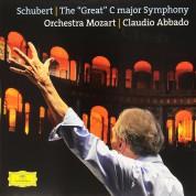 "Claudio Abbado, Orchestra Mozart: Schubert: Symphony No.9, ""The Great"" - Plak"