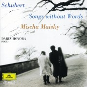 Mischa Maisky, Daria Hovora: Schubert: Songs Without Words - Plak