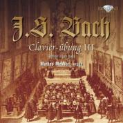 Matteo Messori: J.S. Bach: Clavier Übung (dritter Teil) - CD