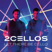 2cellos: Let There Be Cello (Limited Numbered Edition - Transparent Blue Vinyl) - Plak