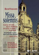 Camilla Nylund, Birgit Remmert, Christian Elsner, René Pap, Staatskapelle Dresden, Fabio Luisi: Beethoven: Missa Solemnis - DVD