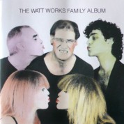 Carla Bley, Steve Swallow, Michael Mantler, Karen Mantler, Steve Weisberg: The WATT Works Family Album - CD