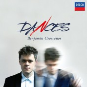 Benjamin Grosvenor - Dances - CD