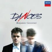 Benjamin Grosvenor - Dances - CD