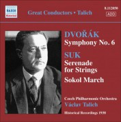 Vaclav Talich: Great Conductors - Talich - CD