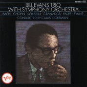 Bill Evans Trio With Symphony Orchestra - CD