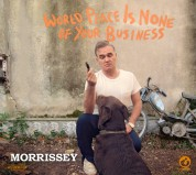 Morrissey: World Peace Is None Of Your Business - CD
