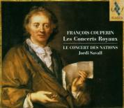 Le Concert des Nations, Jordi Savall: François Couperin - Les Concerts Royaux - CD
