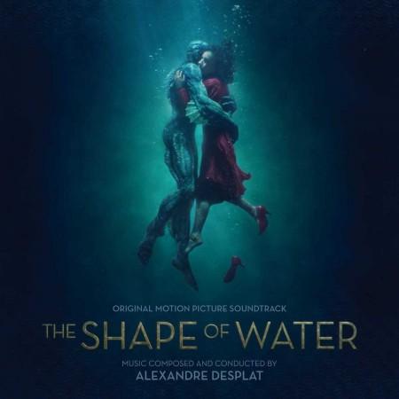 Alexandre Desplat: The Shape of Water - CD