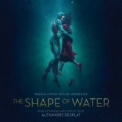 Alexandre Desplat: The Shape of Water - CD