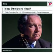 Isaac Stern Plays Mozart - CD