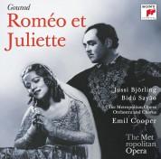 Emil Cooper, The Metropolitan Opera Orchestra and Chorus, Jussi Björling, Bidu Sayao: Gounod: Romeo & Juliette - CD