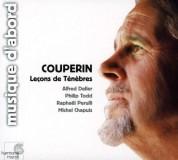 Alfred Deller, Philip Todd, Raphaël Perulli, Michel Chapuis: Couperin: Leçons de Ténèbres pour le Mercredy - CD