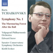 Tchaikovsky, B.: Symphony No. 1 / the Murmuring Forest Suite / After the Ball Suite - CD