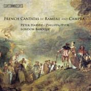 Peter Harvey, Philippa Hyde, London Baroque: Rameau & Campra - French Cantatas - CD