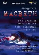 Thomas Hampson, Paoletta Marrocu, Roberto Scandiuzzi, Luis Lima, Liuba Chuchrova, Orchester der Oper Zürich, Franz Welser-Möst: Verdi: Macbeth - DVD