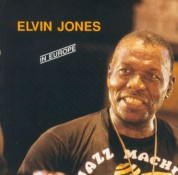 Elvin Jones: In Europe - CD